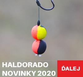 Haldorado novinky 2020