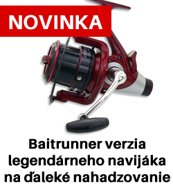 Novinka! Team Feeder Long Cast LCS 5500 by Dome