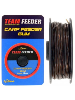By Döme Team Feeder Carp Feeder Gum 0,6mm / 10m