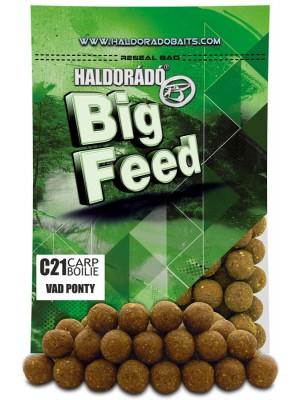 Haldorádó Big Feed - C21 Boilie - Divoký Kapor