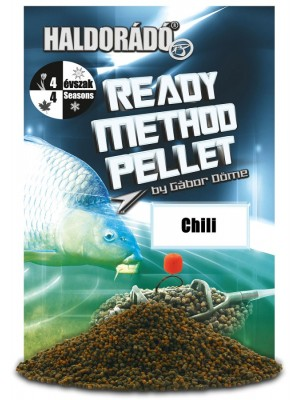 Haldorádó Ready Method Pellet - Chili