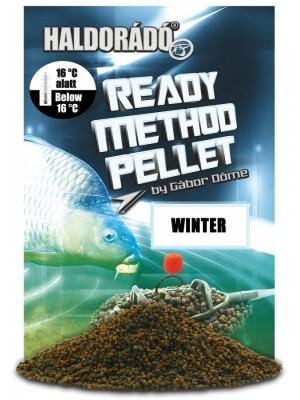 Haldorádó Ready Method Pellet - Winter