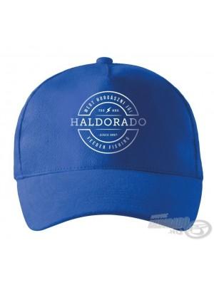 Haldorádó 5P Šiltovka - Feeder (modrá)