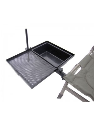 Carp Zoom Tácka s ramenom na stoličko
