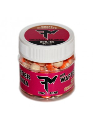 Feeder Mania Air Wafters Two Tone 10 mm Sweet Chocolate