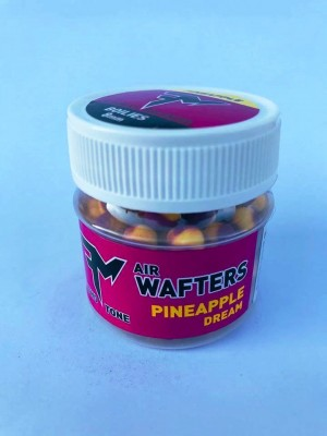 Feeder Mania Air Wafters Two Tone 8 mm Pineapple Dream