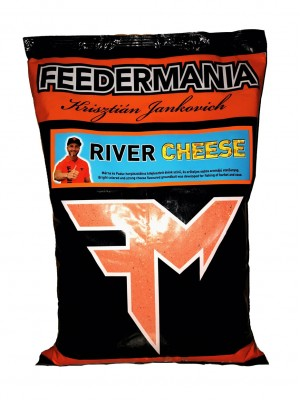 Feeder Mania River Cheese Mania Krmivo