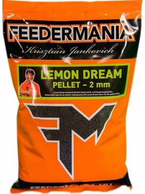 Feeder Mania Pellet Lemon Dream 4 mm